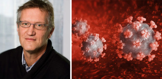 Nästan 5 000 bekräftade fall av covid-19 i Sverige