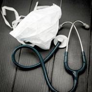 Aerosoler kan vara en smittväg vid svår influensa