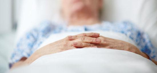 Palliativ farmakologisk behandling vid svår covid-19