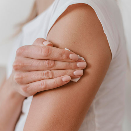Vilja att vaccinera sig hög även bland unga