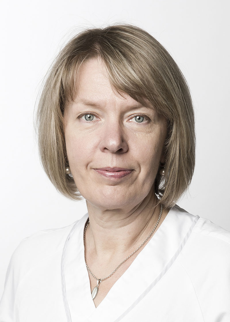 »Att kunna erbjuda ett avgränsat uppdrag – gärna i form av en lista med patienter att hålla sig till – är kanske det enskilt viktigaste för att skapa en god arbetsmiljö«, sägerMarina Tuutma,ordförande för Distriktsläkarföreningen.
