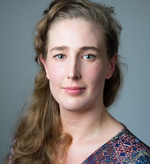 Laura Björnström är en av intiativtagarna till proteströrelsen mot neddragningarna på akutsjukhusen. Foto: Charlotte Rückl