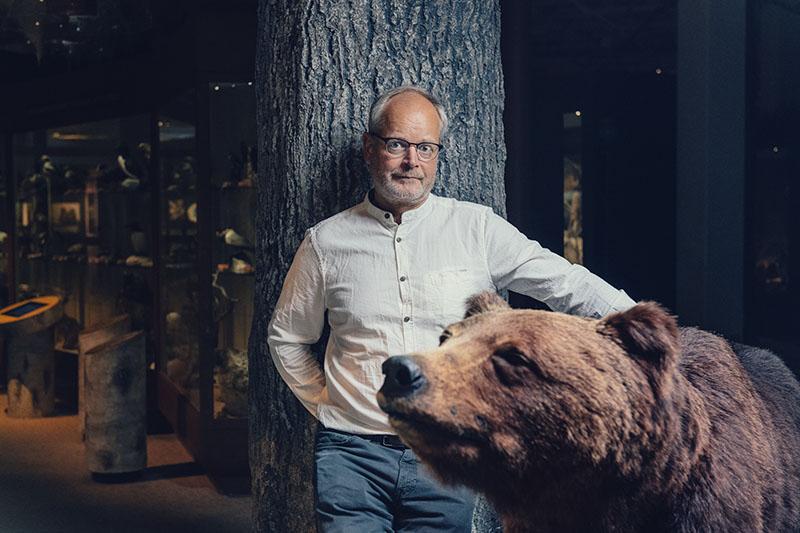 »Studiet av björnar kan lära oss att förebygga kronisk sjukdom«