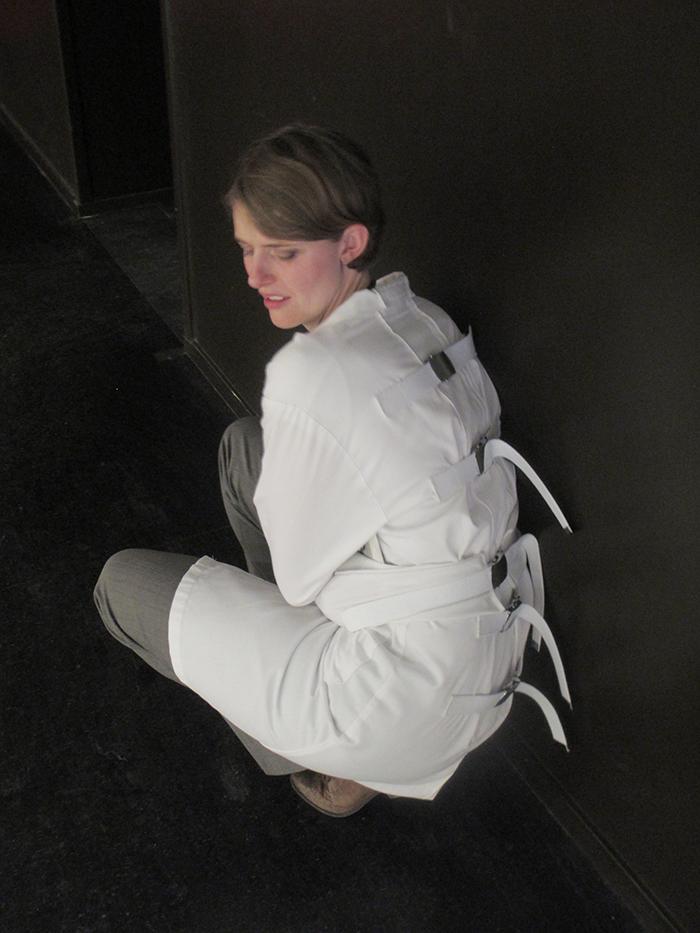 Tvångsrocken säkrar psykiskt sjukas rätt till vård.