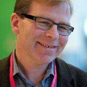 Anders Planck, 47, lungläkare, Örebro: – Det har varit givande. Det känns mera samlat med en liten lokal. De senaste åren i Älvsjö har det känts lite ödsligt.