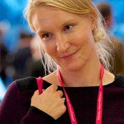 Annika Paldanius, 28, AT-läkare i Jönköping: – Det har varit intressant och kul. Det var flera år sedan jag var på riksstämman, det var när jag pluggade i Göteborg. Det var fler intressanta föredrag i år, till exempel »Food, health and sustainability«.
