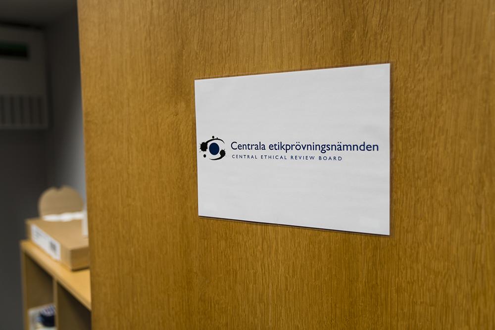 Till Centrala etikprövningsnämndens expertgrupp för oredlighet i forskning lämnas ärenden om misstänkt forskningsfusk från universitet och högskolor. Foto: Göran Segeholm