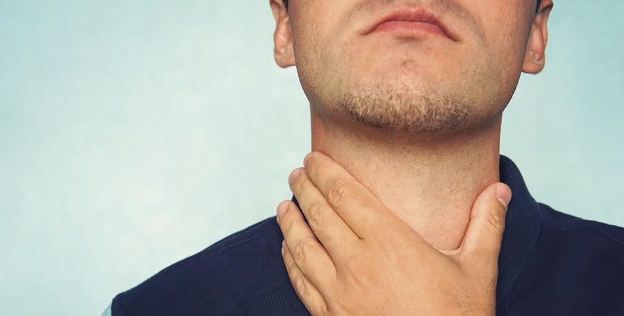 Subjektiva sväljsvårigheter vanligare hos patienter med KOL