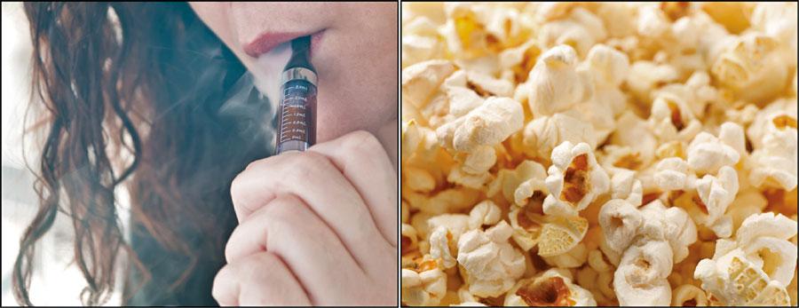 Rökning av e-cigaretter kan ligga bakom oklar lungsjukdom