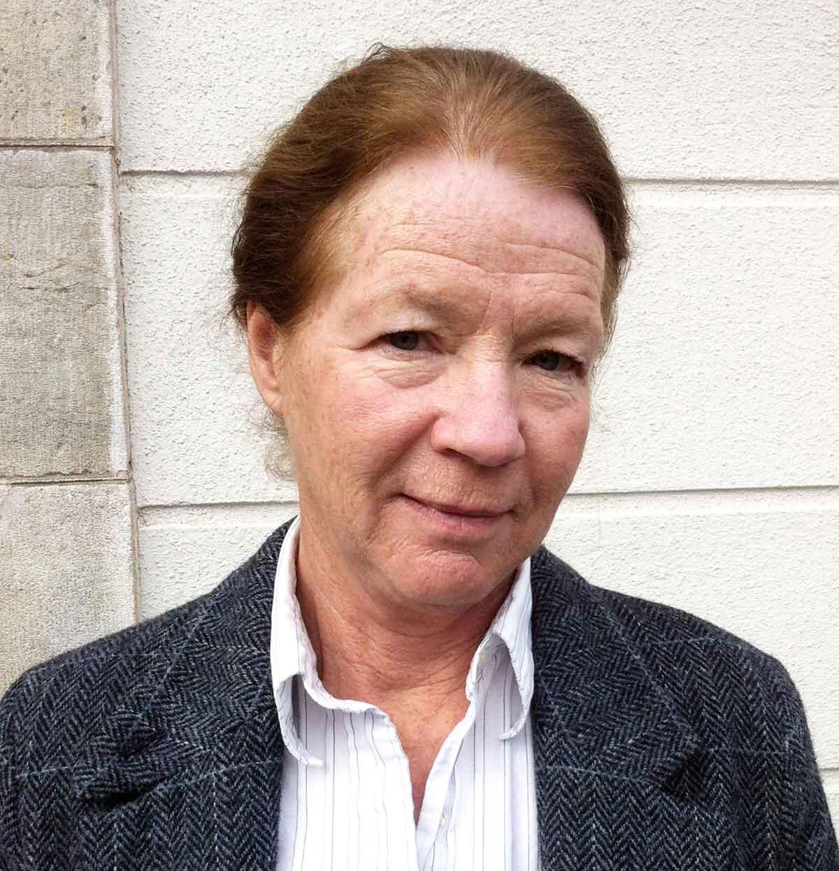 Marie Wedin. Foto: M R Sundström