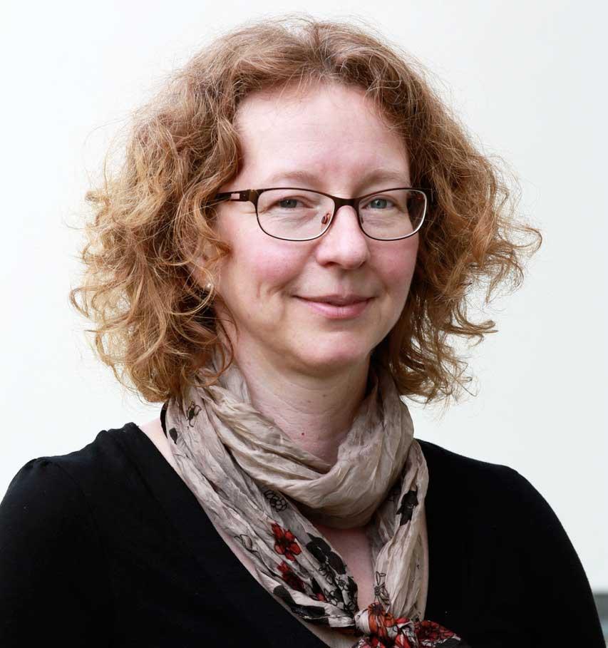 Yvonne Dellmark,ordförande i Karolinska universitetssjukhusets läkarförening. Foto: Håkan Leif