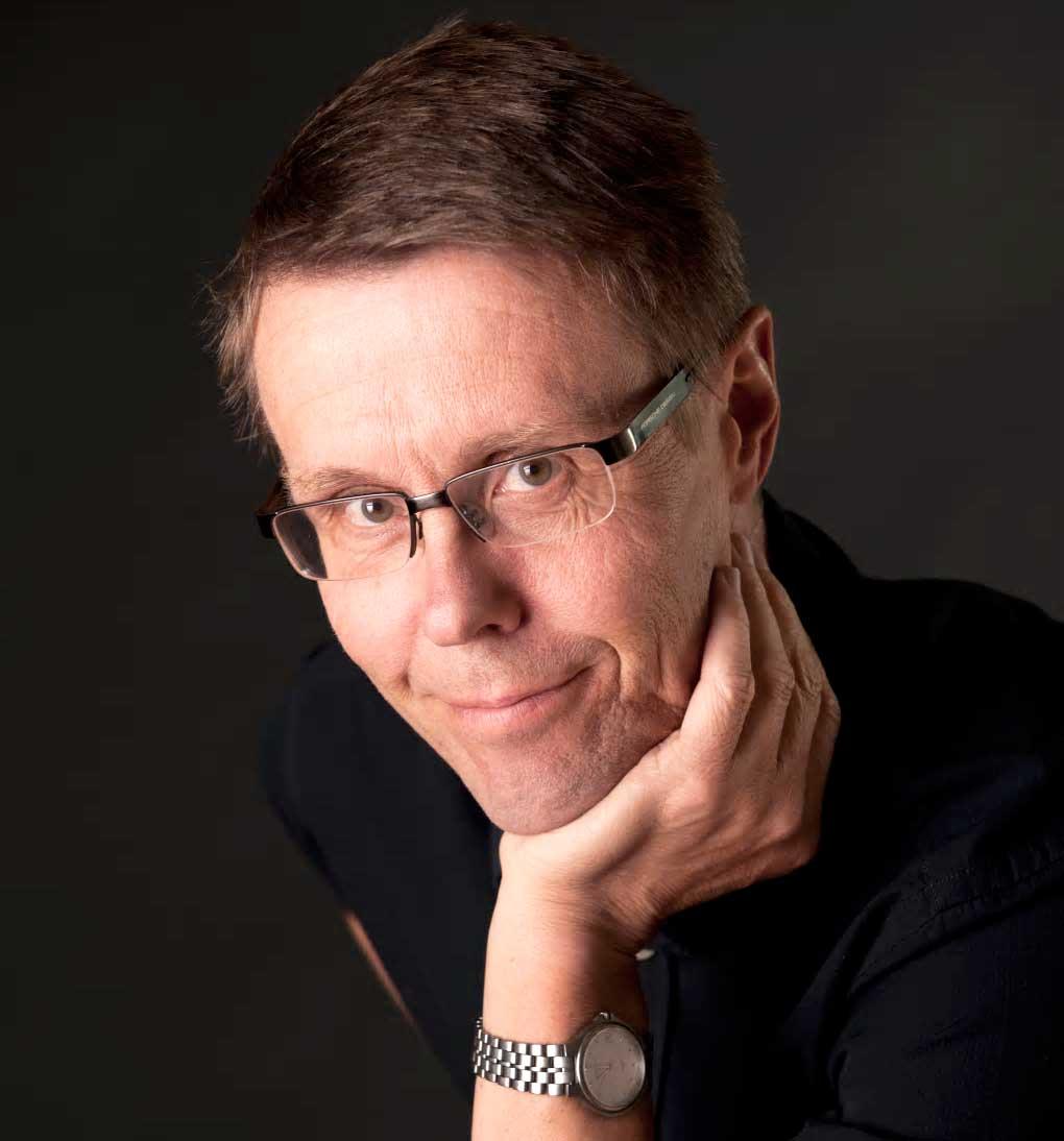 Överläkare Matz Larsson är en av få läkare som arbetar med tobaksprevention. Foto: Privat.