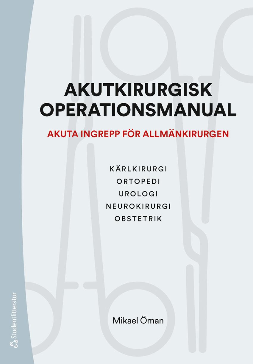 Användbar manual för alla kirurger